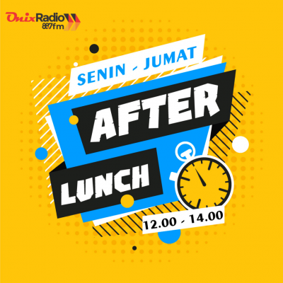 after lunch